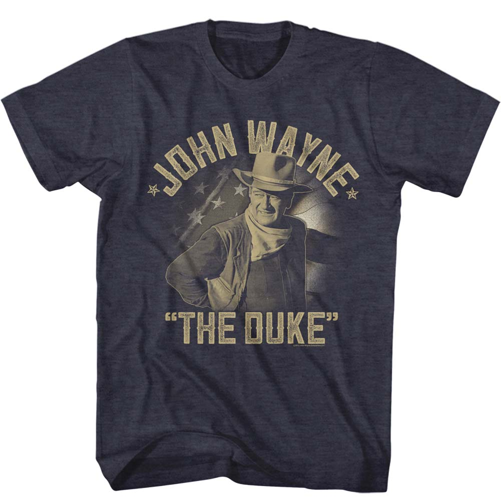 American Classics  John Wayne  Jw The Duke  T Shirt