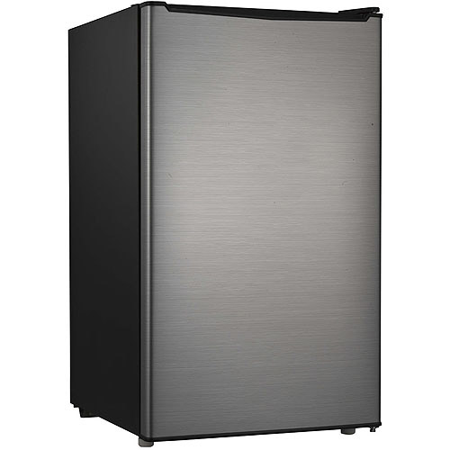 Hamilton Beach 3.5-cu-ft Single VCM Door Compact Refrigerator, Black