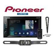 "Pioneer AVH-1440NEX 6.2"" DVD Receiver Apple CarPlay HD Radio + Backup Camera"