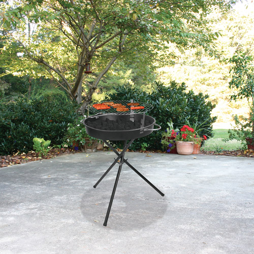 Backyard Grill 214-sq in Charcoal Brazier Grill