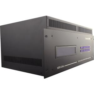 SmartAVI HDRULT-0404S Audio/Video Switchbox - 1920 x 1200 - WUXGA - Twisted Pair - 4 x 4 RS-232TCP/IP CAT5MATRIX SWITCHER