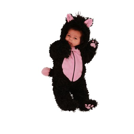 Princess Paradise Baby\'s Natalie The Kitty Deluxe, As Shown, 0/3M - Princess And The Frog Costume Adults