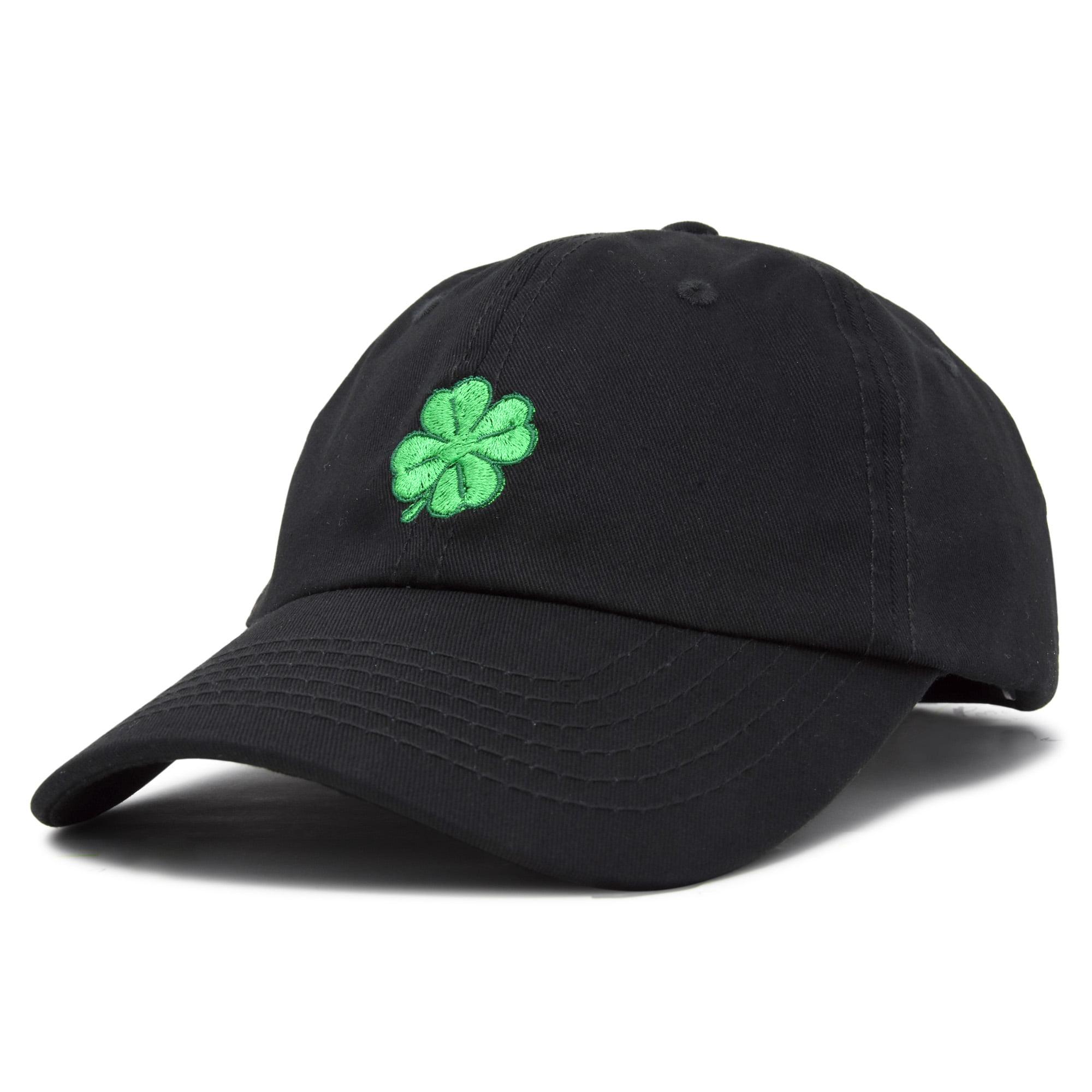 Irish Flag Shamrock Kids Baseball Cap Hat Unisex Toddler Sun Hat Adsjutable Trucker Hat
