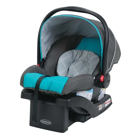 (Graco SnugRide Click Connect 30 Infant Car Seat w/ Front Adjust, Choose Your Pattern)