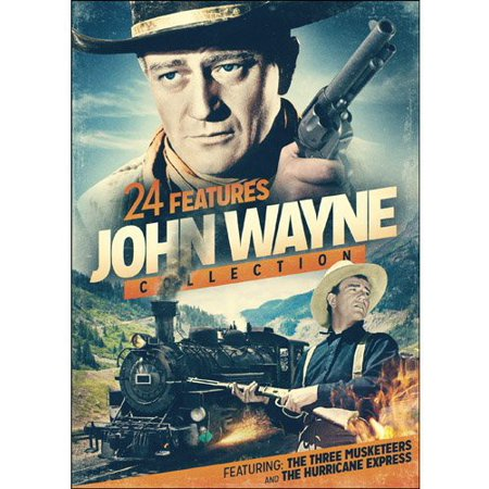 24 FEATURES-JOHN WAYNE COLLECTION (DVD) (2DVD SLIMLINE) (DVD)