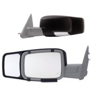 80710 - Fit System 09-17 Custom Fit Towing Mirror - Dodge Ram Pick-Up Truck Pair
