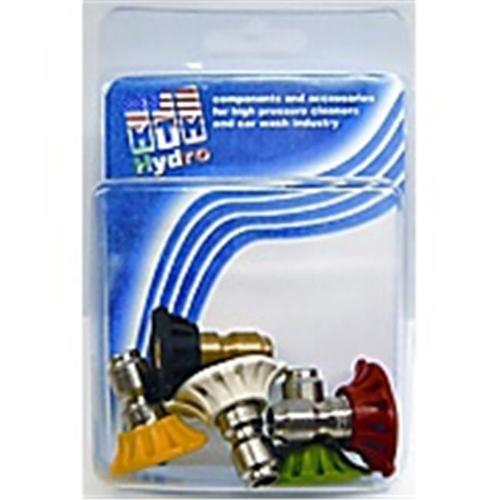 MTM Hydro 17. 0163 3. 5 Quick Connect Nozzle, 4 Pack