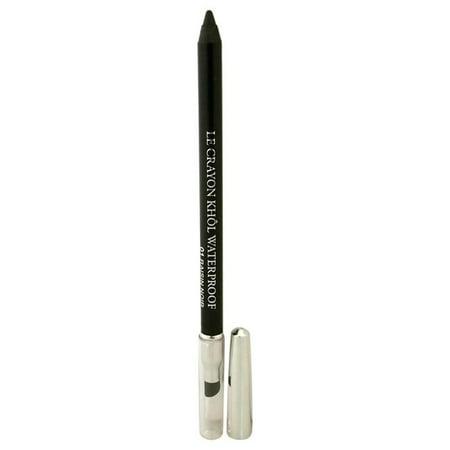 Lancome Le Crayon Khol Waterproof Eye liner - # 01 Raisin Noir 0.04 oz Eye Liner