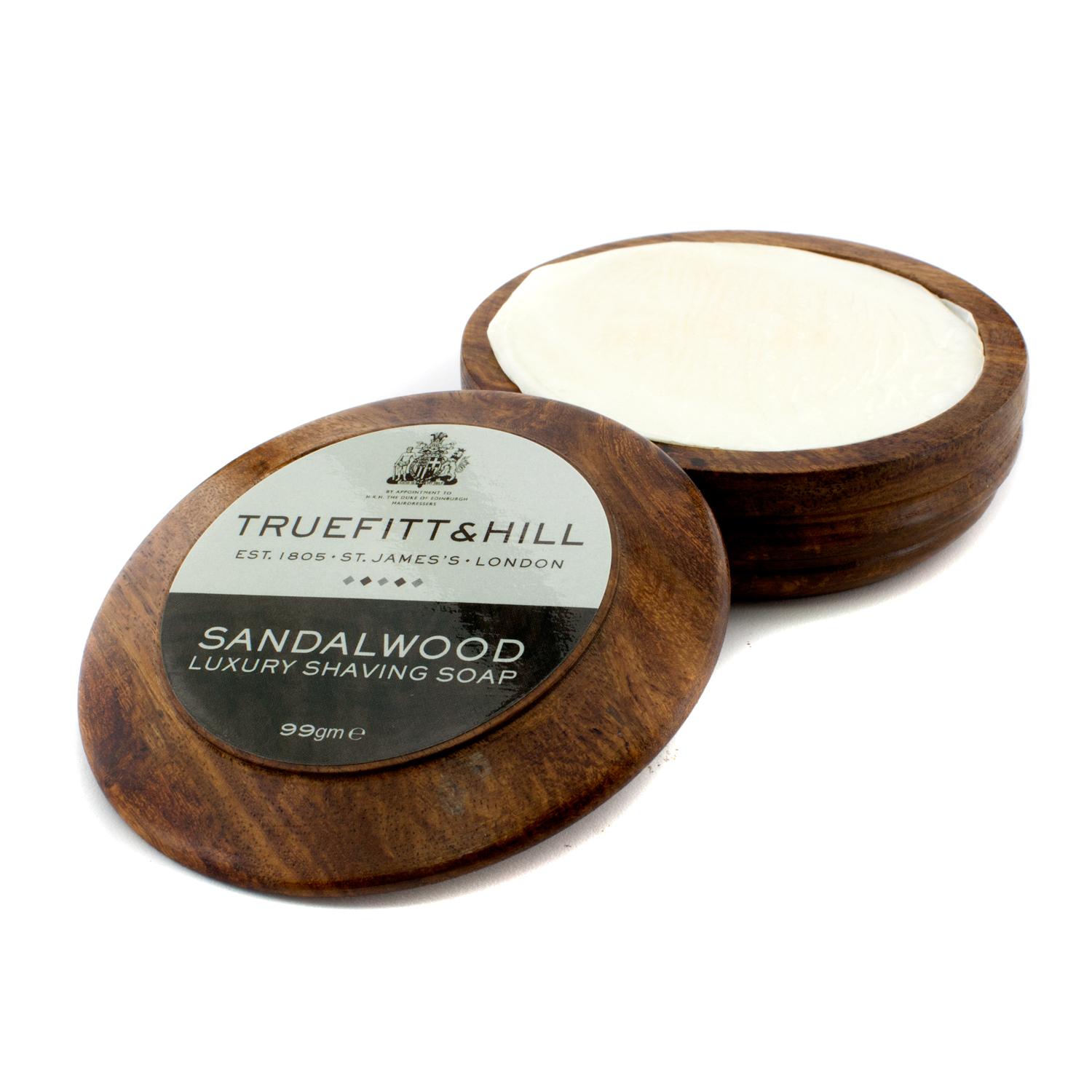 Truefitt & Hill - Sandalwood Luxury Shaving Soap - 99g