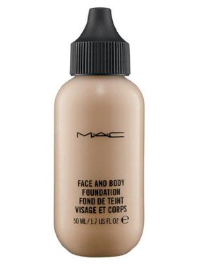 mac face and body foundation c3 color 100% authentic new