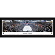 """Pittsburgh Penguins 15.5"""" x 42"""" Select Framed NHL Panoramic - No Size"""