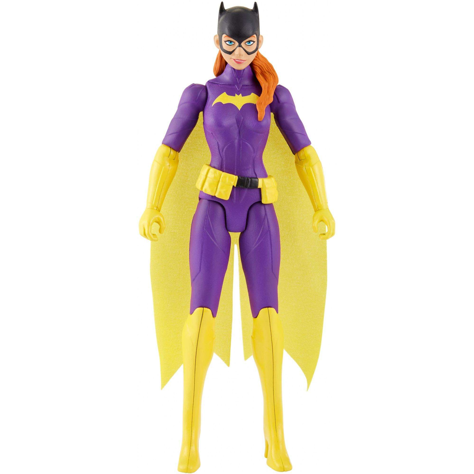 DC Comics Batman Missions 12-Inch True-moves Batgirl Action Figure