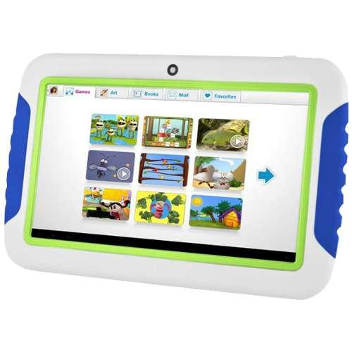 "Ematic FunTab - Tablet - Android 4.0 - 4 GB - 7"" ( 800 x 480 ) - rear camera + front camera - USB host - microSD slot -"
