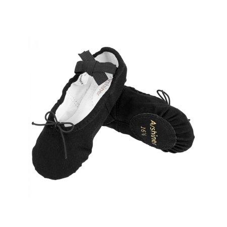 bf25f91b1 Soft   Comfort Solid Ballet Shoes for Children Kids OCTAP - Walmart.com