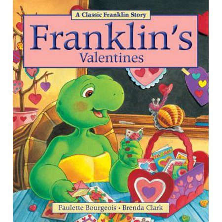 Franklin's Halloween Book (Franklin's Valentines)