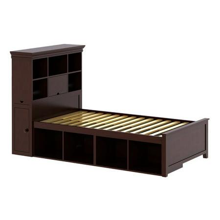 Craft Boston Twin Panel Bed Storage