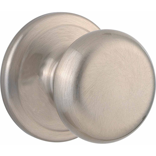 Kwikset Satin Nickel Juno Passage Knob