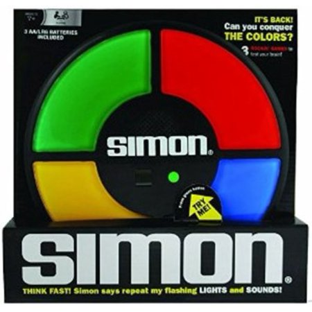 Hasbro Simon Electronic Memory Game](Personalized Memory Game)