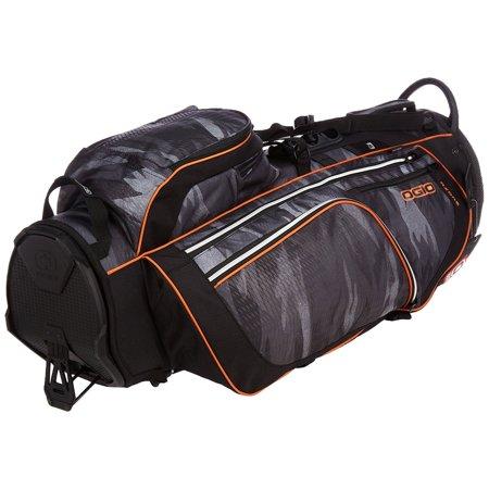 Ogio Ozone 9 5 Woode Top 7 Pocket Silo Golf Stand Bag Camo Burst 2 Pack