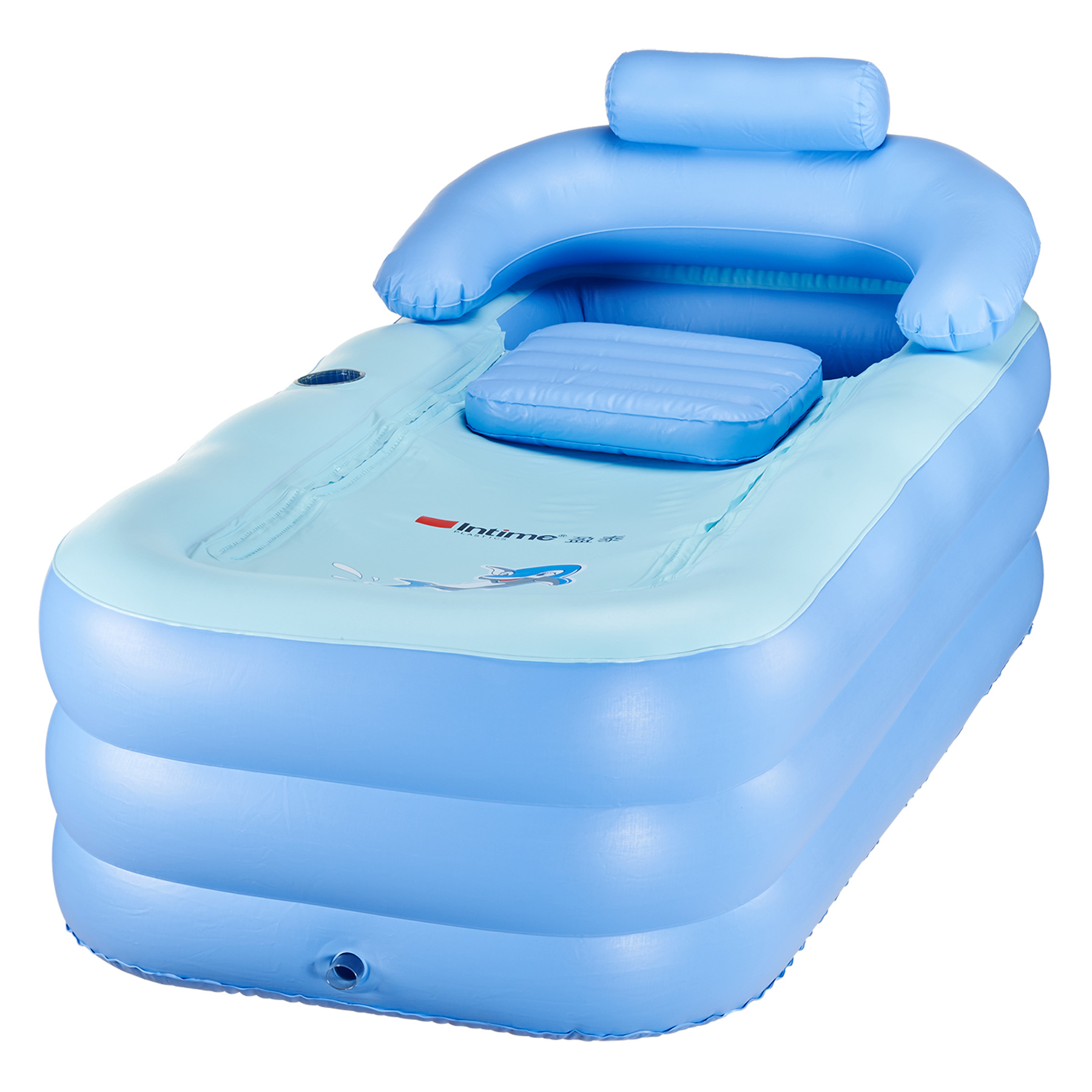 CO-Z PVC Inflatable Spa Bathtub Kit Adult Size by CO-Z