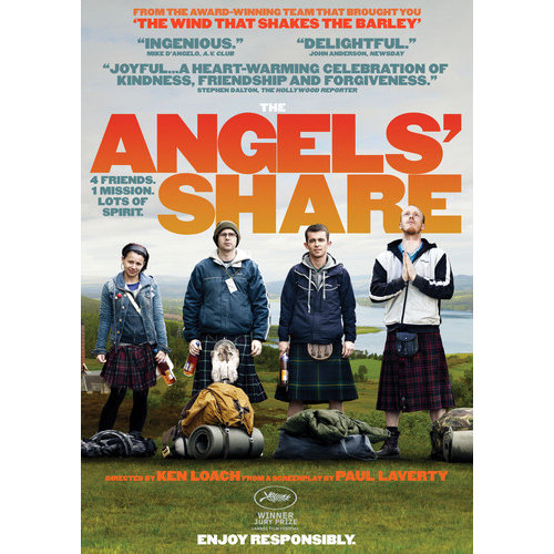 The Angels' Share (Widescreen)