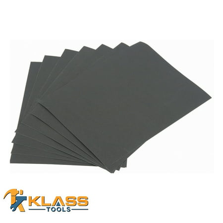 46 Grit Emery Cloth Sandpaper 4.5 in. x 11 in. Sheet (Pack of 1)