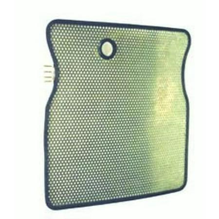 - Rugged Ridge Radiator Bug Shield, Stainless Steel