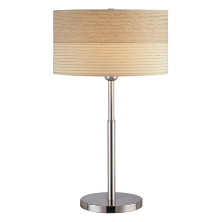 Lite Source Relaxar LSF-20751PS Table Lamp