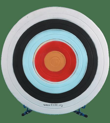 Rinehart 18412 Genesis Adult 3-D Foam Archery Shooting Target Multicolors by Rinehart Targets