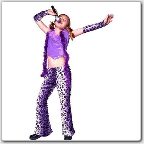 Rock Star Costume With Pants