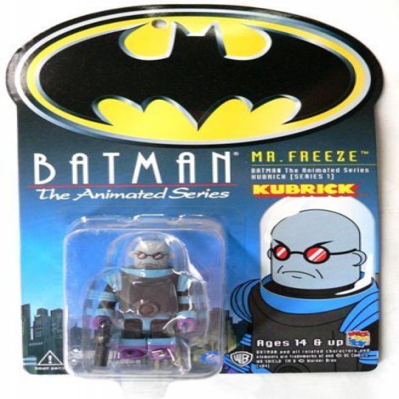 Medicom Batman Animated Series Freeze Kubrick Figure