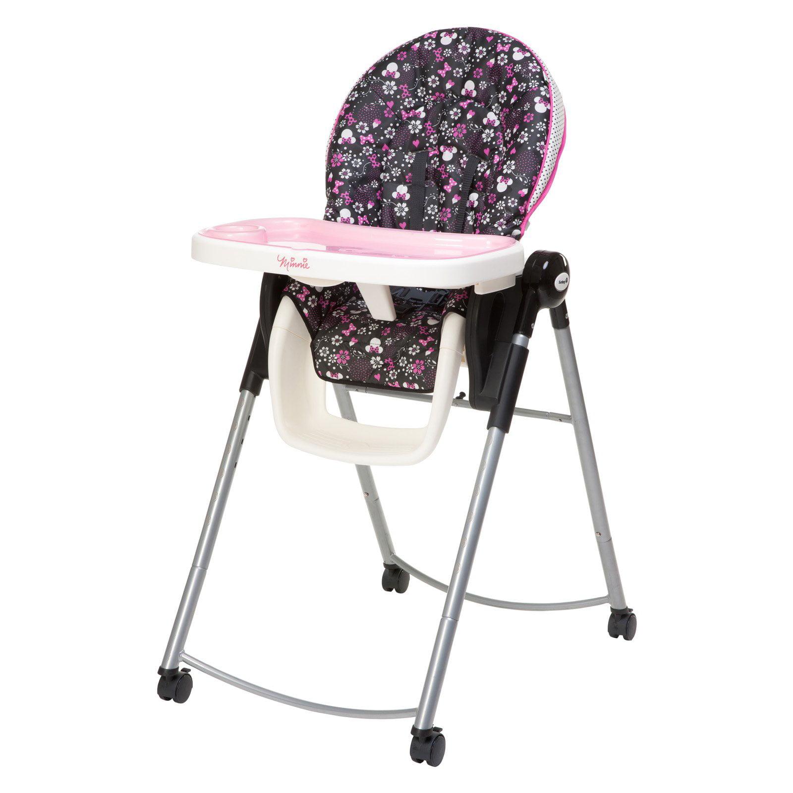 Disney Baby Adjustable High Chair Minnie Pop by Disney