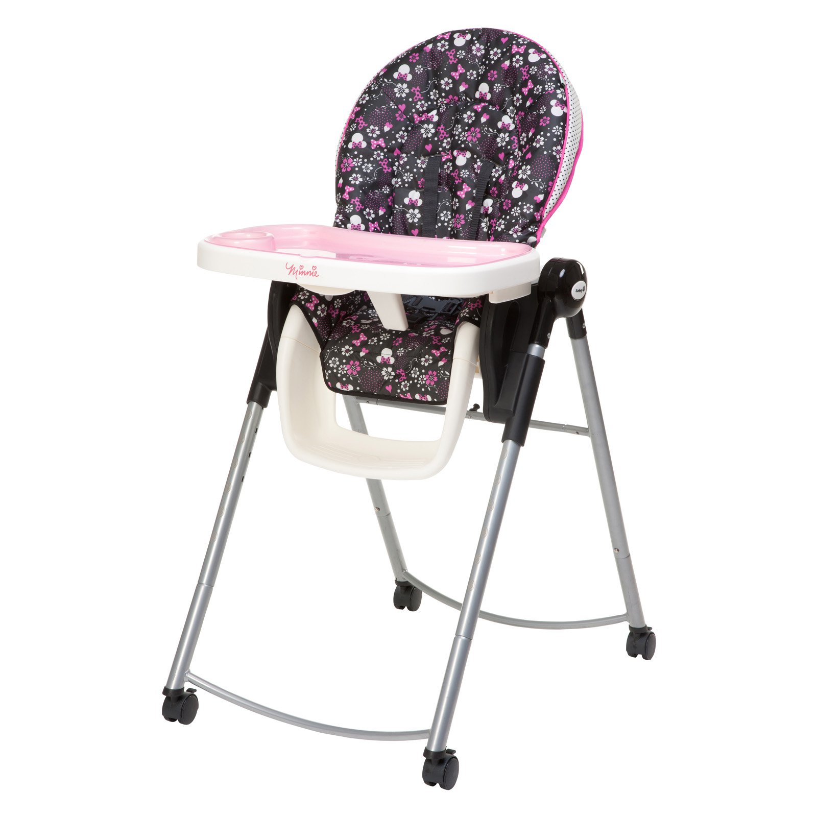Disney Baby Adjustable High Chair - Minnie Pop