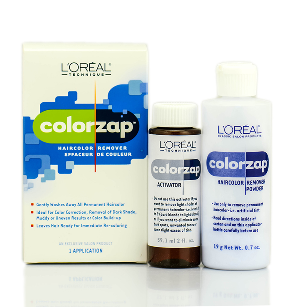 L'Oreal Professional Color Zap (Size : 1 Application) - Walmart.com