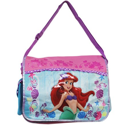 Disney's The Little Mermaid Airel under the Sea Kids Full Size Messenger Bag