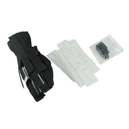 5.5 Central Pin - Pool Central Adhesive Straps and Snaps Kit for Cover Reels 8pc 55