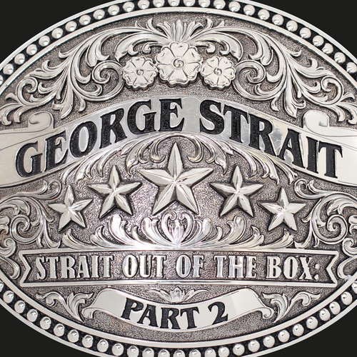 George Strait - Straight Out Of The Box Part 2 (Walmart Exclusive) (3CD)
