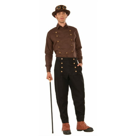 Adult's Steampunk Robot Venetian Industrial Age Trouser Pants Costume Accessory