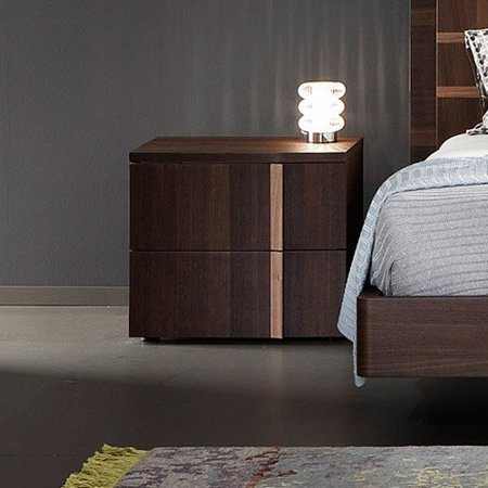 Tratto Left Nightstand