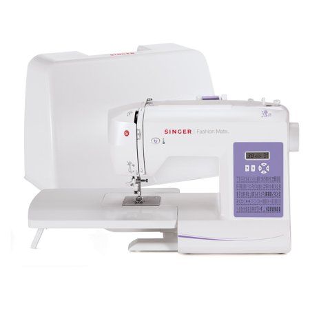 Singer 40 Fashion Mate 40stitch Sewing Machine With HardSided Custom Where Can I Buy A Singer Sewing Machine