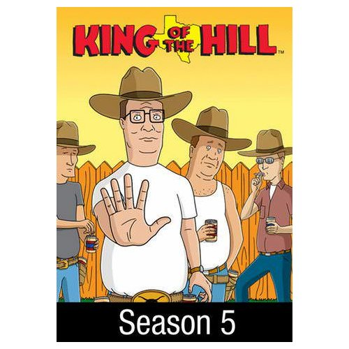 King of the Hill: Season 5 (2000)