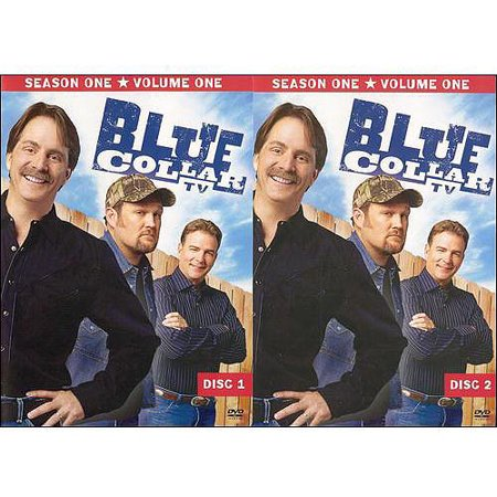 *BLUE COLLAR TV:SEASON 1 VOL 1 (RR) (Jeff Foxworthy And Larry The Cable Guy Reviews)