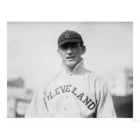 Shoeless Joe Jackson Cleveland Naps Baseball Photo Cleveland Oh Print Wall Art By Lantern Press