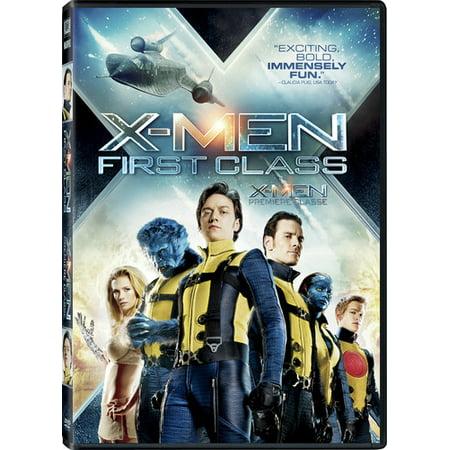 X-Men: First Class (DVD) - image 1 of 1