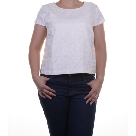 Kensie Vanilla Tops&Blouses Sleeveless Size M NWT - Movaz
