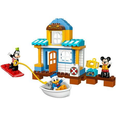 Lego Duplo Disney Tm Mickey Friends Beach House 10827 Walmartcom