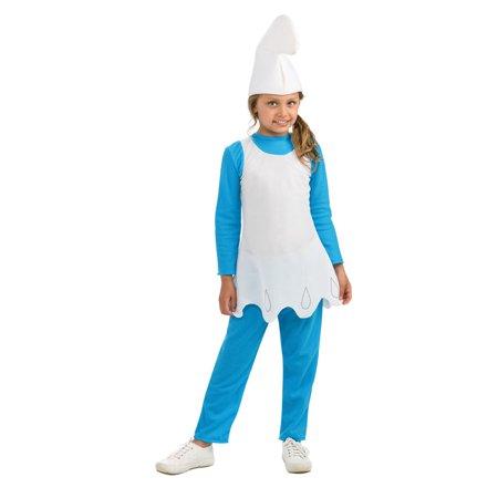 Child Smurfette Rubies 884268 - Smurfette Costume Ideas