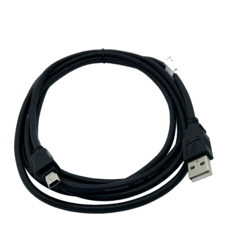 Kentek 10 Feet FT USB Data SYNC Charge Cable Cord For Motorola ROKR Z6, SLVR L2, V Series V1050