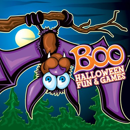 DJ BOO HALLOWEEN GAMES AND FUN (REFACE OF 1806) - Afi Halloween Live