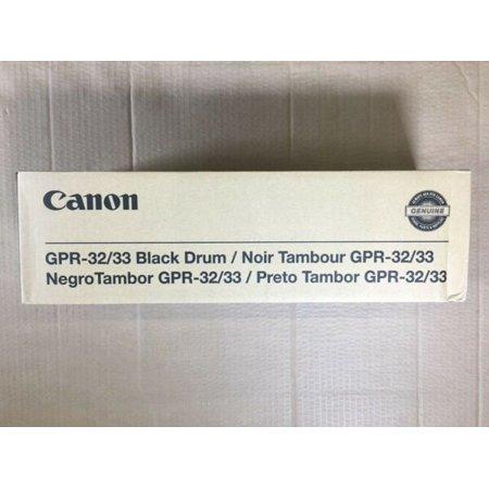 GENUINE CANON GPR 32/33 BLACK DRUM FACTORY SEALED IR ADV C7055 C7065 C7260  C7270